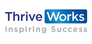 Thrive Works. Helping businesses unlock their potential