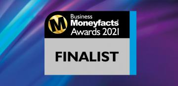 Business Moneyfacts 2021 Finalist